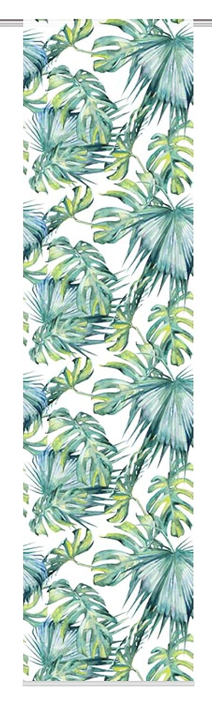 Tessuto 245/x 60/cm Verde Home fashion Jungle Tenda a Pannello