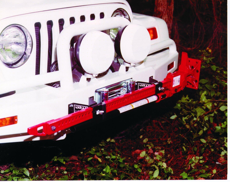 Hi-Lift Jack 4X400 4XRAC Jack Mounting System by Hi-Lift