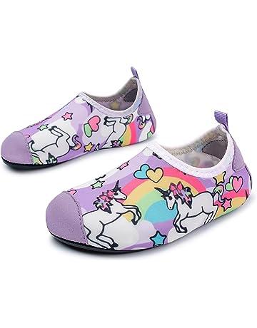 ef692d57e98f L-RUN Kids Swim Water Shoes Barefoot Aqua Socks Shoes for Beach Pool  Surfing Yoga