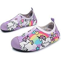 d0a623fdf71c L-RUN Kids Swim Water Shoes Barefoot Aqua Socks Shoes for Beach Pool Surfing  Yoga
