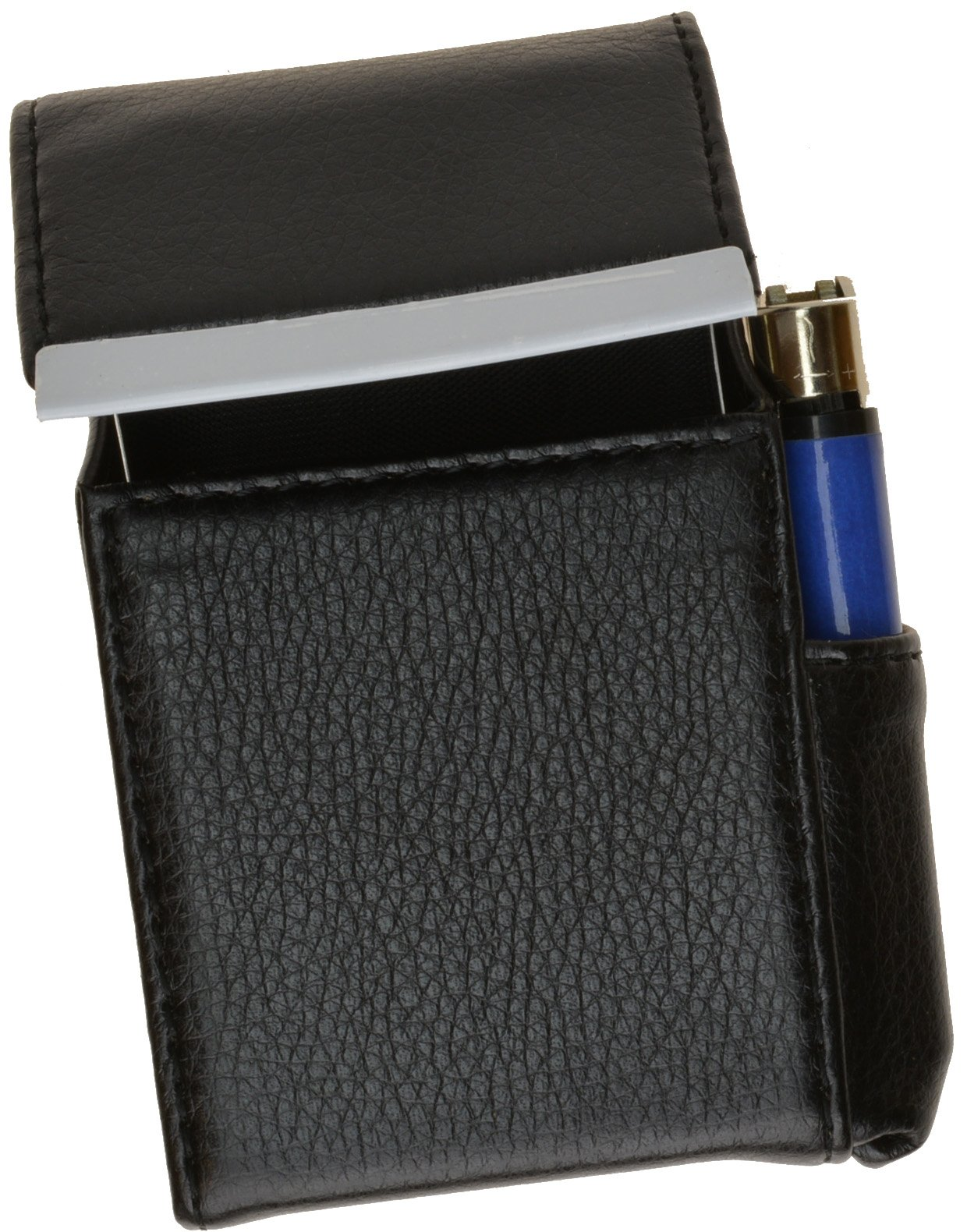 Automatic Rising Cigarette Case with Lighter Holder (For King Size & 100's)#92812