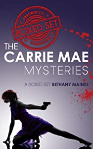 The Carrie Mae Mysteries Boxed Set