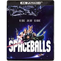 Spaceballs [4KUHD] [Blu-ray]