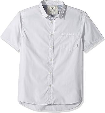 Quiksilver - Camisa para hombre: Amazon.es: Ropa y accesorios
