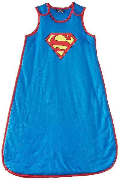 Super Baby - Saco de dormir para bebé, color azul, talla small: Amazon.es: Ropa y accesorios