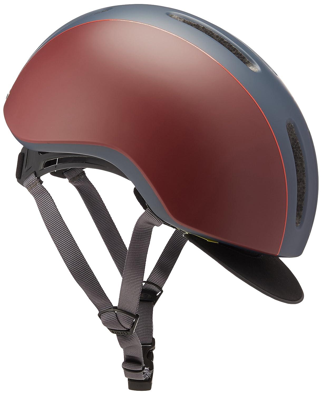 GIRO(ジロ) REVERB リバーブヘルメット  Matte Maroon/Dark Slate Mサイズ