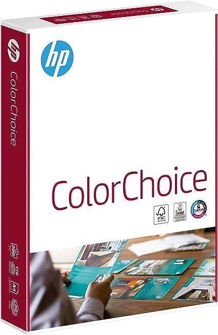 HP CHP755 - Paquete de 250 hojas de papel láser color (A4, 200 g ...
