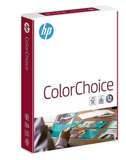 HP CHP755 - Paquete de 250 hojas de papel láser color (A4, 200 g/m²), color blanco