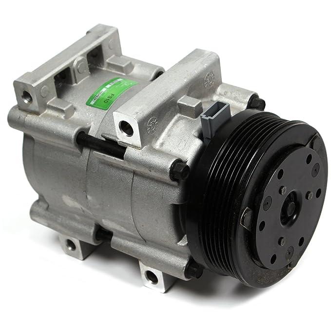 Nueva acc58158 AC a/c compresor con 6 ranuras de embrague para Ford Windstar 3.0L 182 OHV 1999 - 00: Amazon.es: Coche y moto