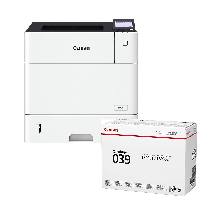 Canon i-SENSYS LBP352x Impresora láser s/w Incl. passendem ...