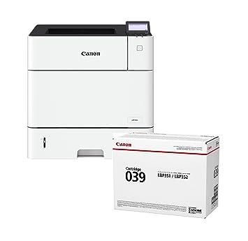 Canon i-SENSYS LBP352x Impresora láser s/w Incl. passendem tóner ...