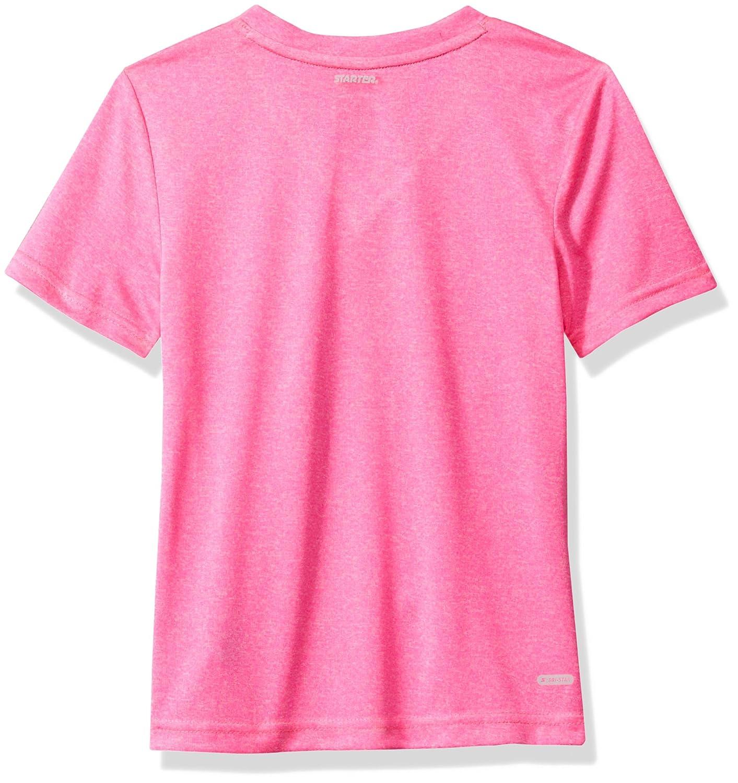 Exclusive Starter Girls Short Sleeve Logo TRAINING-TECH T-Shirt