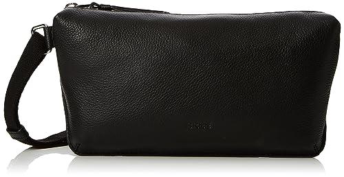 Cary 8, Black, Belt Bag, Womens Schwarz (Black), 3.5x11.5x25 cm (B x H T) Bree