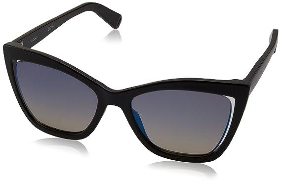 Max&Co Max&CO.285/S DK Twq, Montures de Lunettes Femme, Noir (Black Grey/Flash Bluee Sky), 54