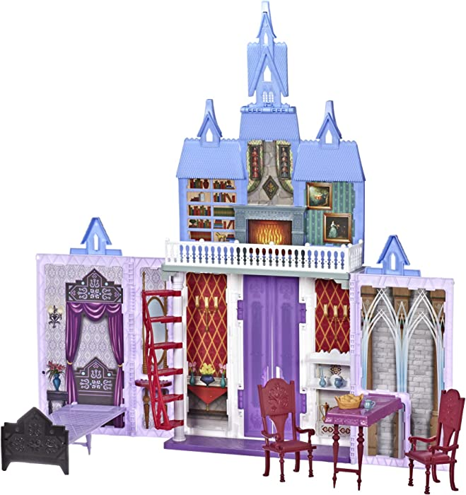 The Best Frozen Doll House With Furniture