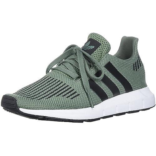 sports shoes f3943 4330e Adidas Swift Run J, Zapatillas de Deporte Unisex para Niños Amazon.es Zapatos  y complementos