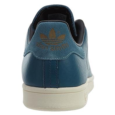 adidas Stan Smith Mens in Blue Collegiate Navy Chalk White 9e750eb80