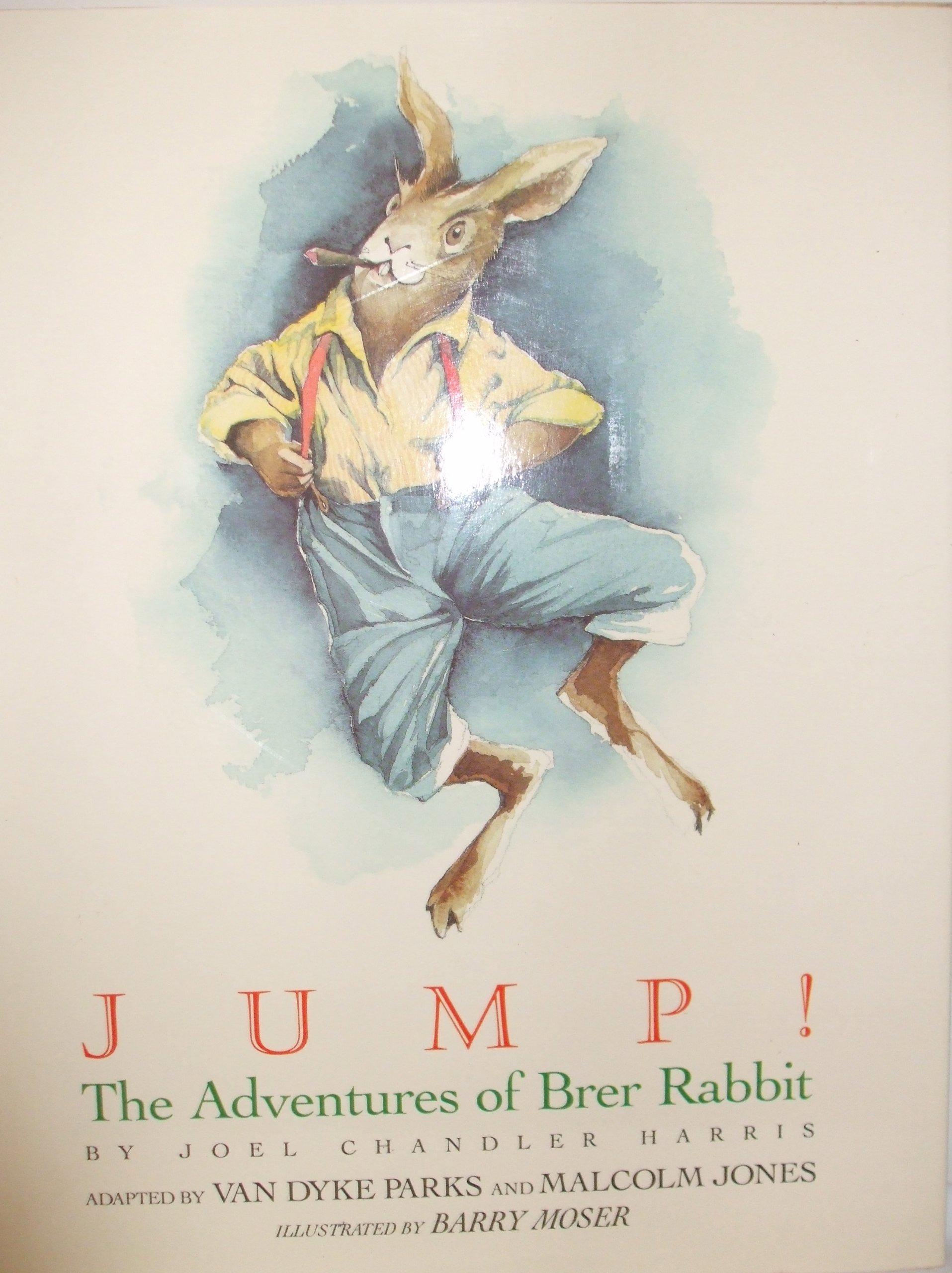 Jump! The Adventures of Brer Rabbit: Van Dyke Parks, Malcolm