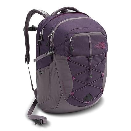 Amazon.com  The North Face Women s Borealis Backpack - Dark Eggplant Purple  Dark Heather   Amaranth Purple - OS (Past Season)  Computers   Accessories e486a44b61