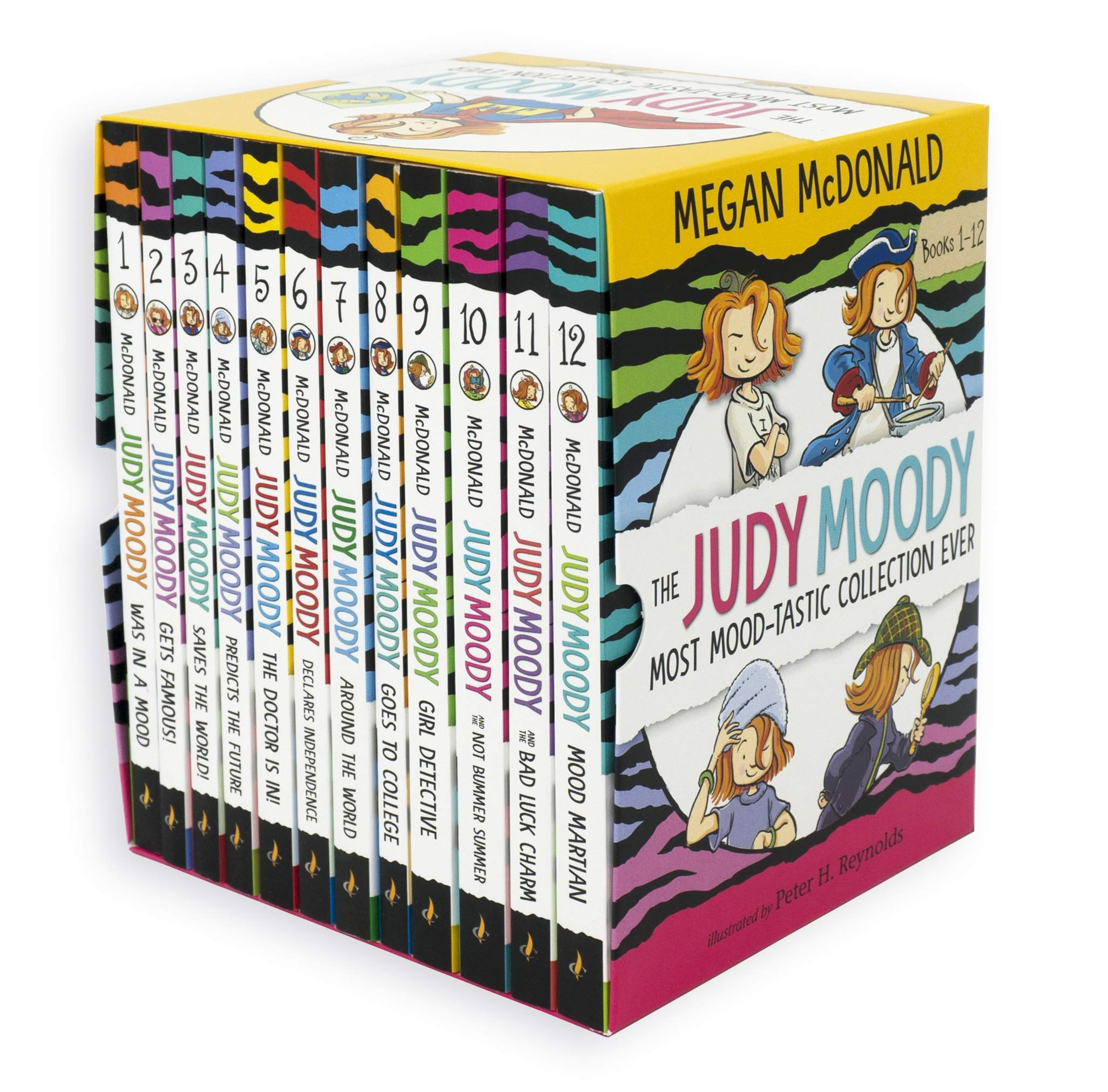 Judy Moody Collection ONLY $38.98 on Amazon (Reg. $72)