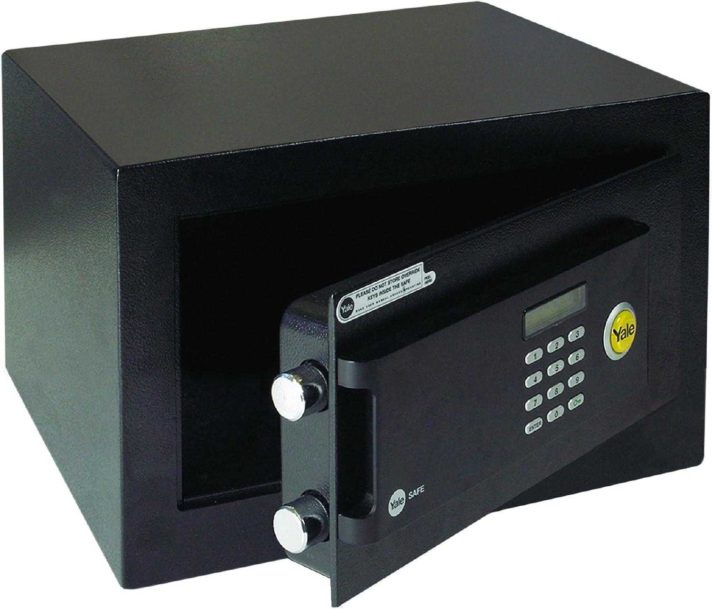 Yale YALYSB200EB1 Caja Fuerte Premium, Compacta 200 x 350 x 200 mm: Amazon.es: Bricolaje y herramientas