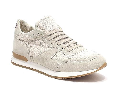 new styles 7198d d0646 Twin Set Scarpe Donna, Modello CPS5EG, Sneakers in camoscio ...