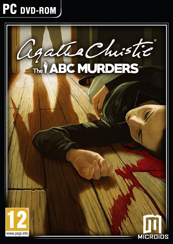 Agatha Christie : The ABC Murders pc dvd-ის სურათის შედეგი