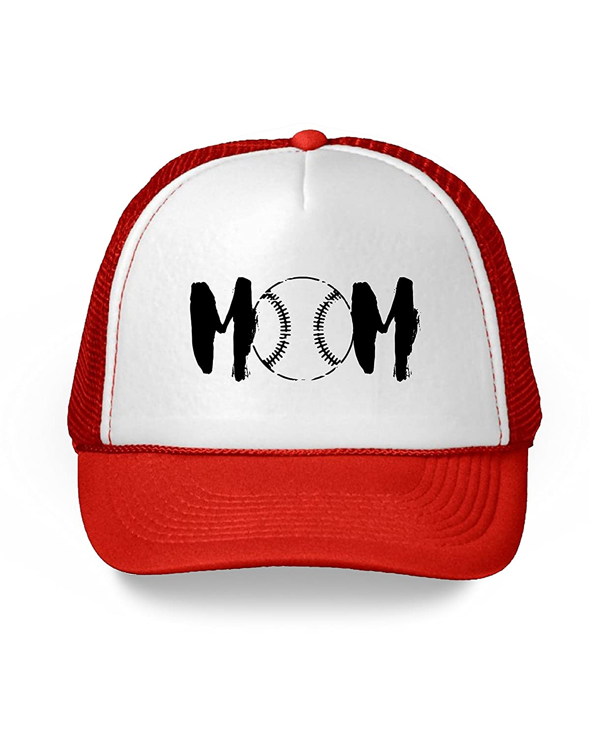 7507d054 Awkward Styles Baseball Mom Hat Mom Baseball Hat for Cheer Baseball Fan Mom  Black One Size at Amazon Men's Clothing store: