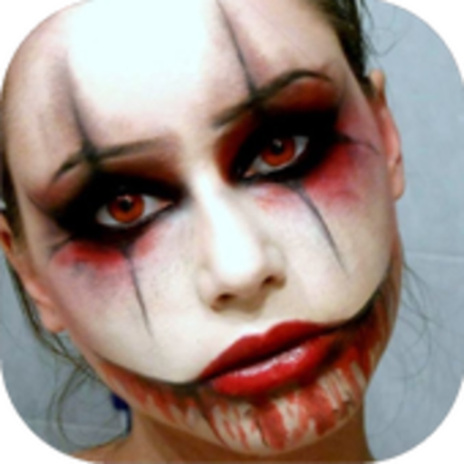 Easy Halloween Makeup Tutorial For Girls (Halloween Makeup Ideas)