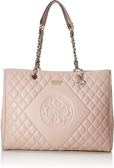 Guess Sweet Candy Shoulder Bag Cameo en rose pâle | fashionette