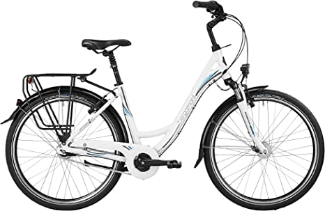Bergamont Belami N7 66.04 cm para mujer trekking Bike bicicleta ...
