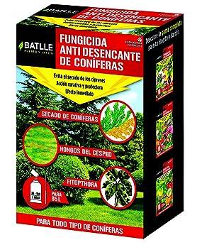 Fitosanitarios - Anti Desecante Coníferas caja 200g - Batlle: Amazon.es: Jardín