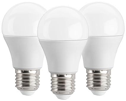 Led Lampen E27 : Led lampe e27 5 5w ersetzt 40w warmweiß 2700 kelvin 470 lumen