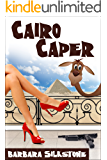 Cairo Caper (A Wendy Darlin Comedy Mystery Book 3)