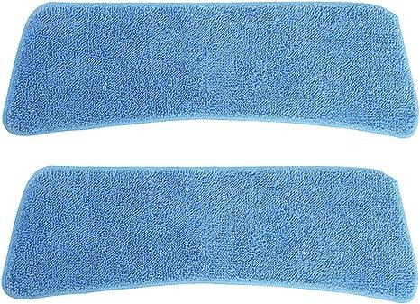MR Size 43 x 14cm SIGA Floor Mop Microfiber Refills Pack of 2