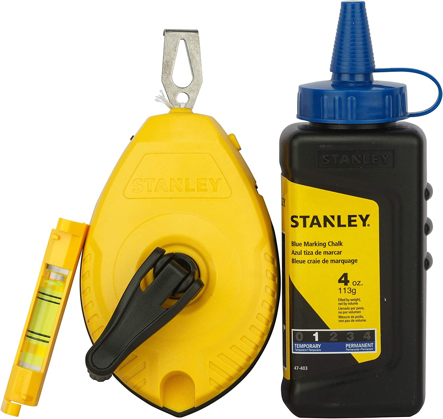 Stanley 3 Piece Chalk Box Set