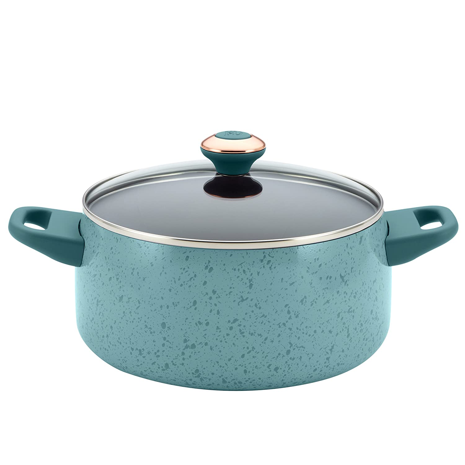 Amazon.com: Paula Deen Signature Collection Porcelain Nonstick 15 ...