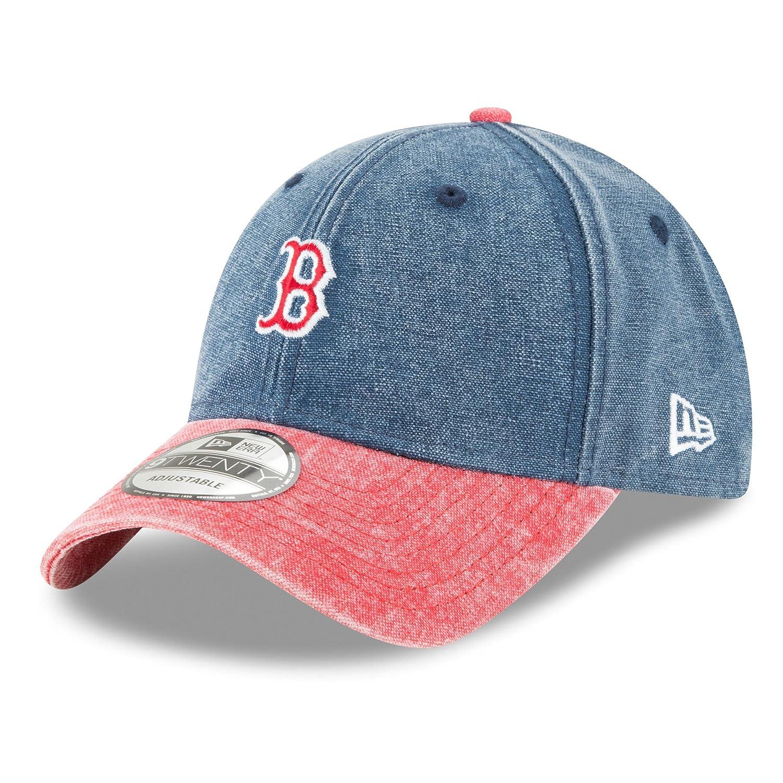 low priced d562f 333c8 Amazon.com   Boston Red Sox New Era 9Twenty MLB