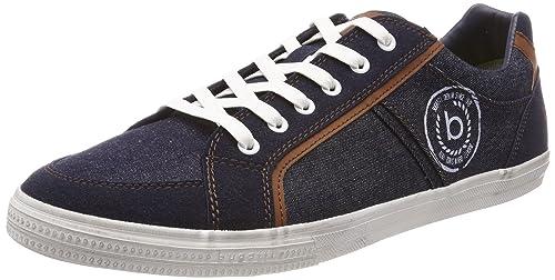Para Amazon Bugatti es Y Zapatillas K48016v6 Hombre Zapatos FrFxIEqw