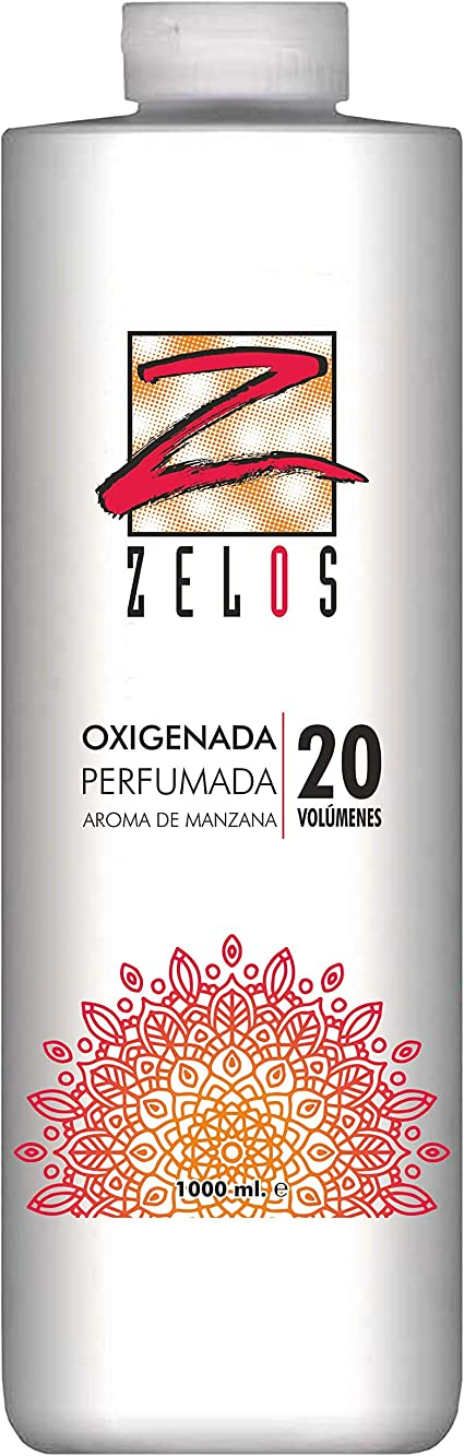 Oxigenada 20 volúmenes - 1000 ml - Aroma de Manzana ...