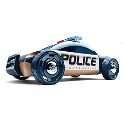 Automoblox S9 Police Car: Toys & Games [5Bkhe0303736]