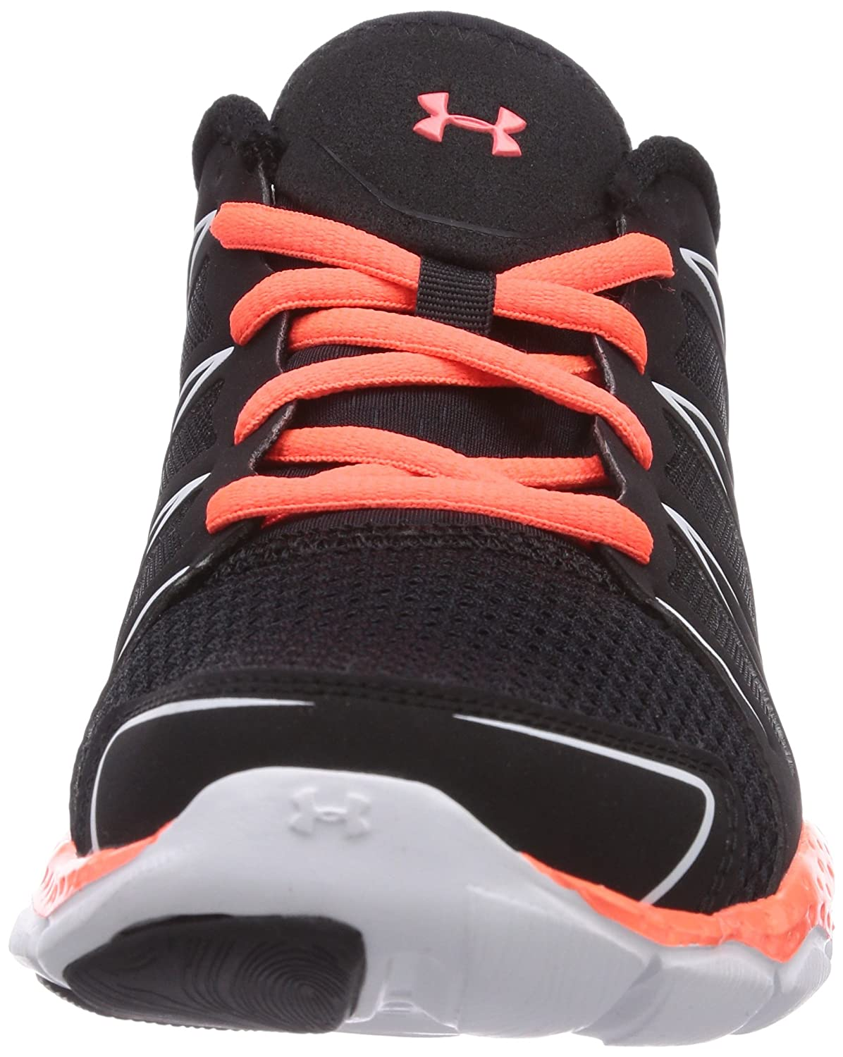Under Armour (schwarz/Weiß/After MICRO G ENGAGE II Damen Laufschuhe Schwarz (schwarz/Weiß/After Armour Burn 003) 7069ea