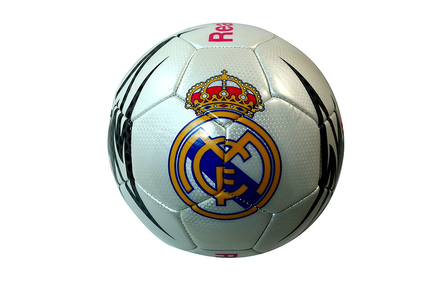 Real Madrid Authentic Official Licensedサッカーボールサイズ5 -006 B016LV4ADY