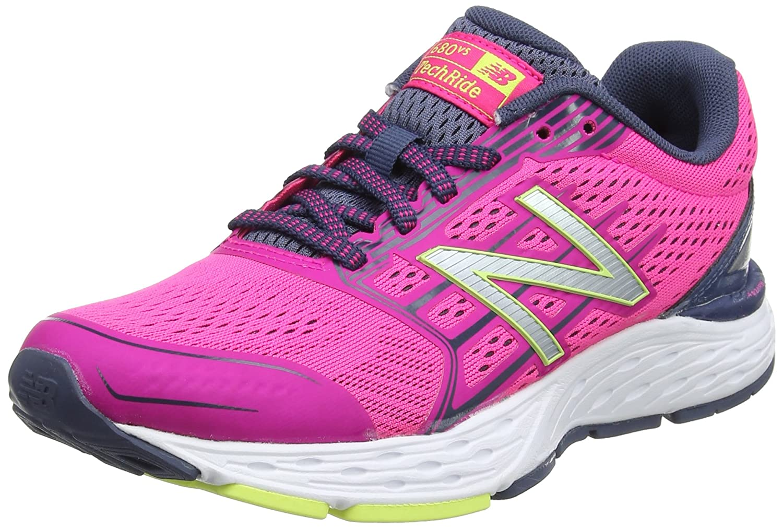 New Balance W680v5, Zapatillas de Running para Mujer 39 EU|Rosa (Pink)