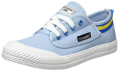 D. Franklin HVK18901, Zapatillas Unisex Adulto, Azul (Blue), 40 EU