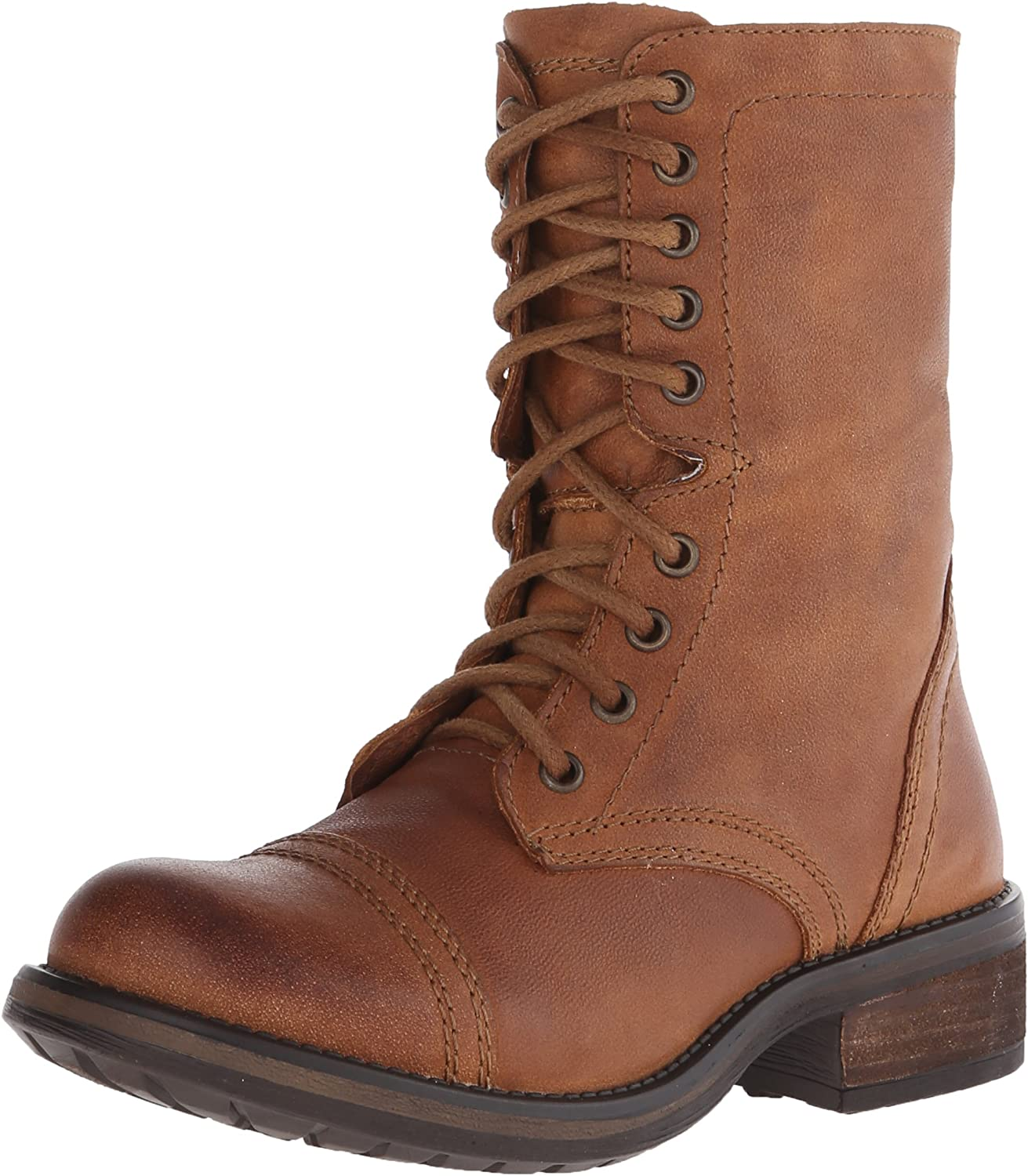 Today's only Steve Madden Some reservation Women's Troopa Combat 2.0 Boot