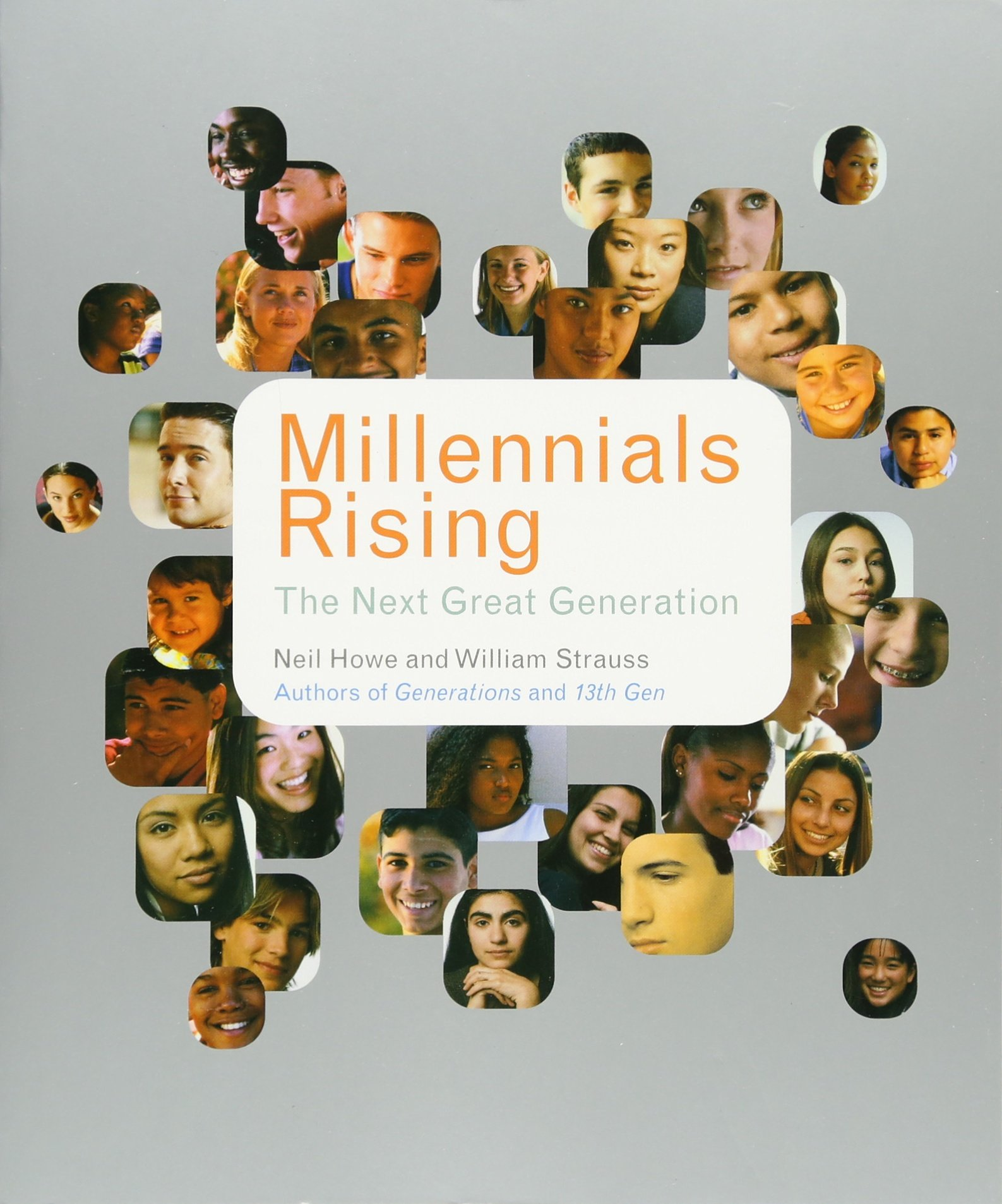 Millennials Rising Next Great Generation product image