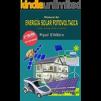 Manual de energía solar fotovoltaica: Usos, Aplicaciones