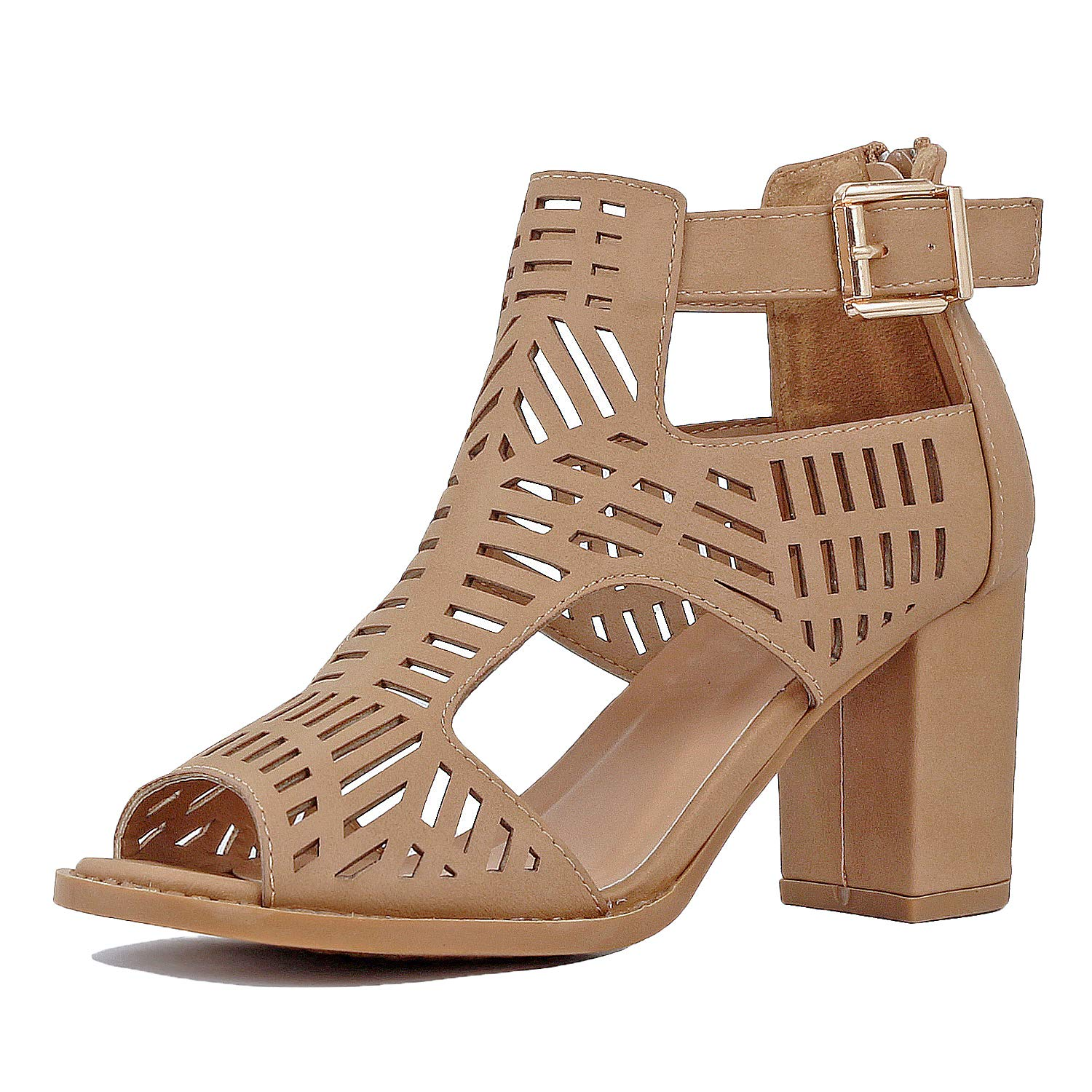 1c8983481a75 Best Rated in Women s Heeled Sandals   Helpful Customer Reviews ...