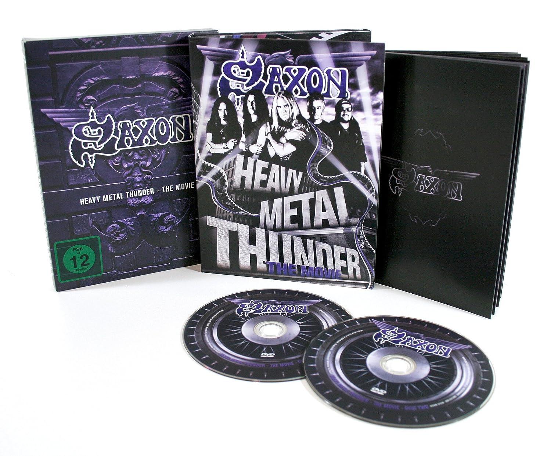 Heavy Metal Thunder - The Movie [DVD]: Amazon.es: Saxon ...